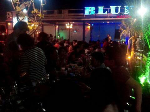 ร้าน Blue Corner นิคม 304